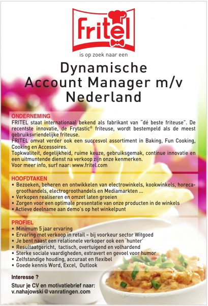 Fritel Adv-Account-Manager