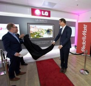Onthulling Gallery OLED tv-web