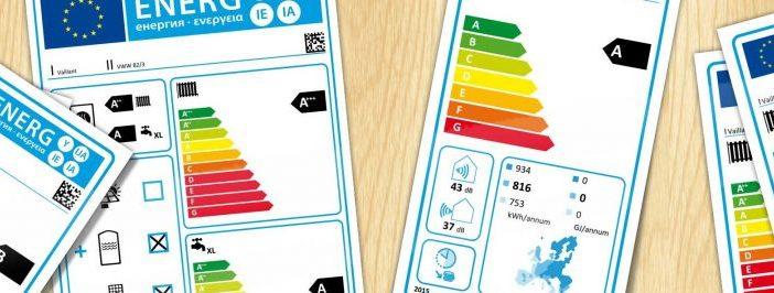20% energielabels huishoudelijke apparaten kloppen niet