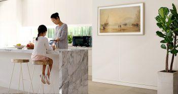 Samsung: patent voor snoerloze tv