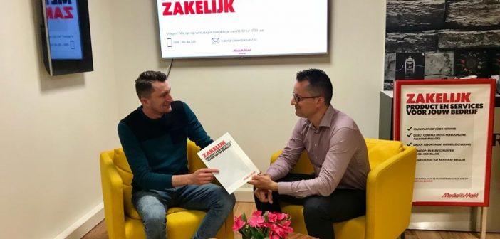 MediaMarkt Nederland lanceert totaaloplossing voor zakelijke klanten