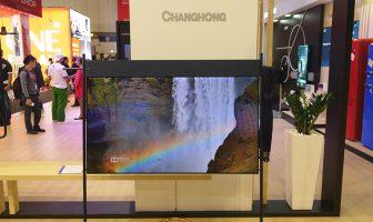 Changhong naar Nederland