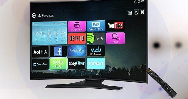 Smart-TV en settop box doorgeefluik data