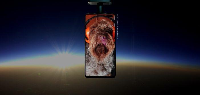 Samsungs SpaceSelfie-ballon stort neer