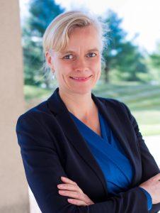 Dr. Carla Kriwet, de nieuwe CEO van BSH Hausgeräte